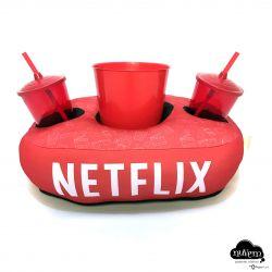 Kit Almofada de pipoca - Netflix