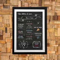 Quadro Chalkboard