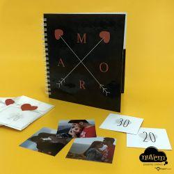 Álbum de Figurinhas - AMOR