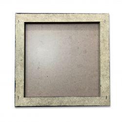 Quadro MDF 20x20cm