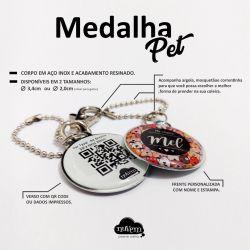Medalha Pet